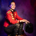 Circus Burlesque Studioshooting