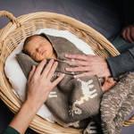 Baby Newborn Fotoshooting in Mannheim